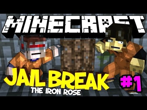 """Minecraft - JAIL BREAK """"The Iron Rose"""" - Part 1 from YouTube · Duration:  23 minutes 23 seconds"""