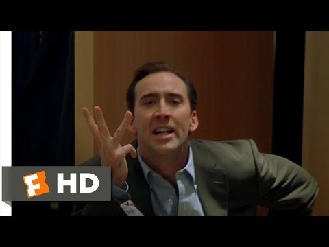 The Family Man (5/12) Movie CLIP - Jack Loses It on Kate (2000) HD