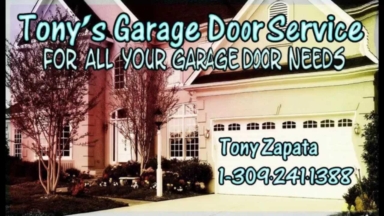 Tonys Garage Doors New 16x7 Garage Door Installed 700 Pekin