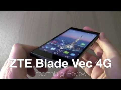 ZTE Blade Vec 4G Review