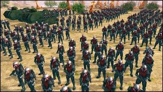 MANDALORIAN CIVIL WAR - Star Wars: Galaxy at War Mod Gameplay