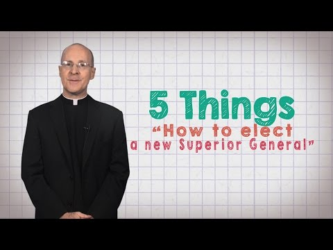 """How to Elect a Jesuit Superior General"" 