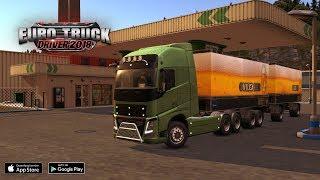 Euro Truck Driver 2018 - Gameplay Ios