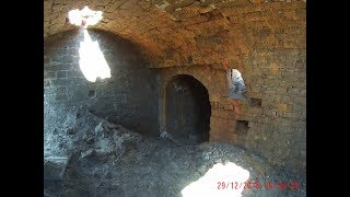 Secret tunnel & chamber found while metal detecting pt.2  - archeological dig in old city