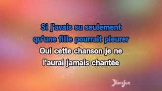 Download lagu Karaoké Pourquoi pleurer (sur un succès d'été) - Claude François *