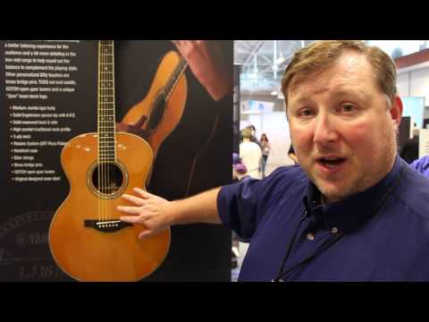 Summer NAMM 2017 w/ Yamaha Guitars