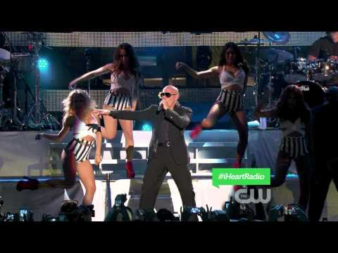 Pitbull - International Love Live at iHeartRadio Ultimate Pool Party 2013 1080i
