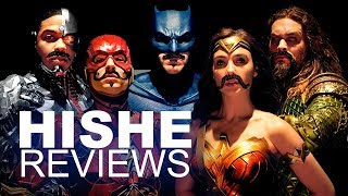 Justice League - HISHE Review (SPOILERS)