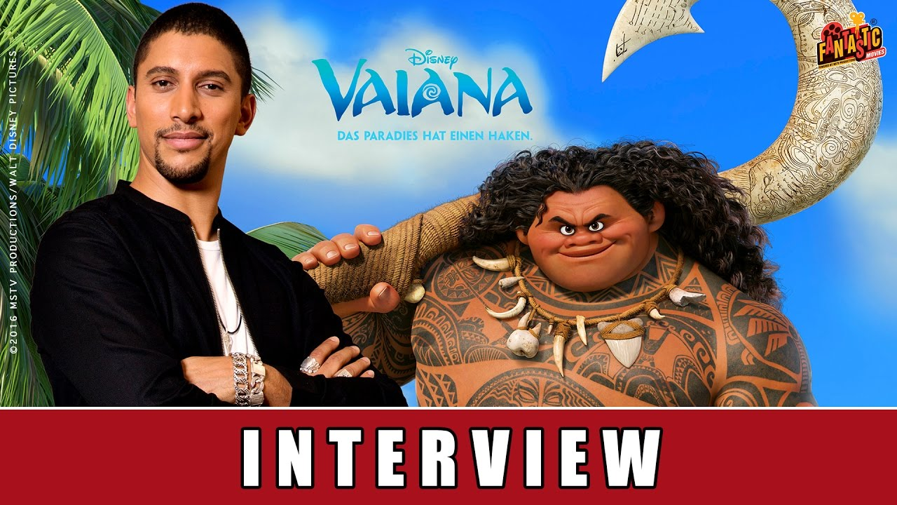 Vaiana - Interview I Andreas Bourani