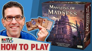 Mansions Of Madness 2nd Edition - How To Play