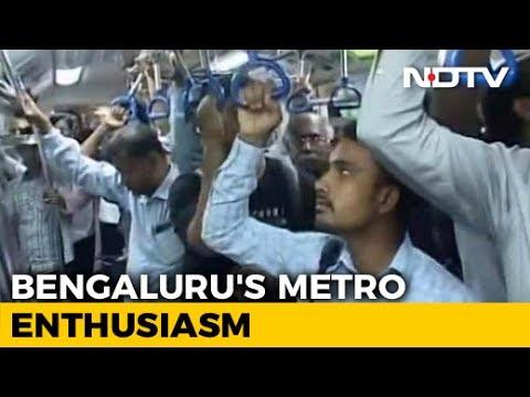 IT Hub Bengaluru, Notorious For Bad Traffic, Has Reason To Cheer