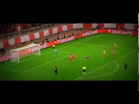Highlights: Ολυμπιακός - Manchester United 2-0 [Kontos7Greek]
