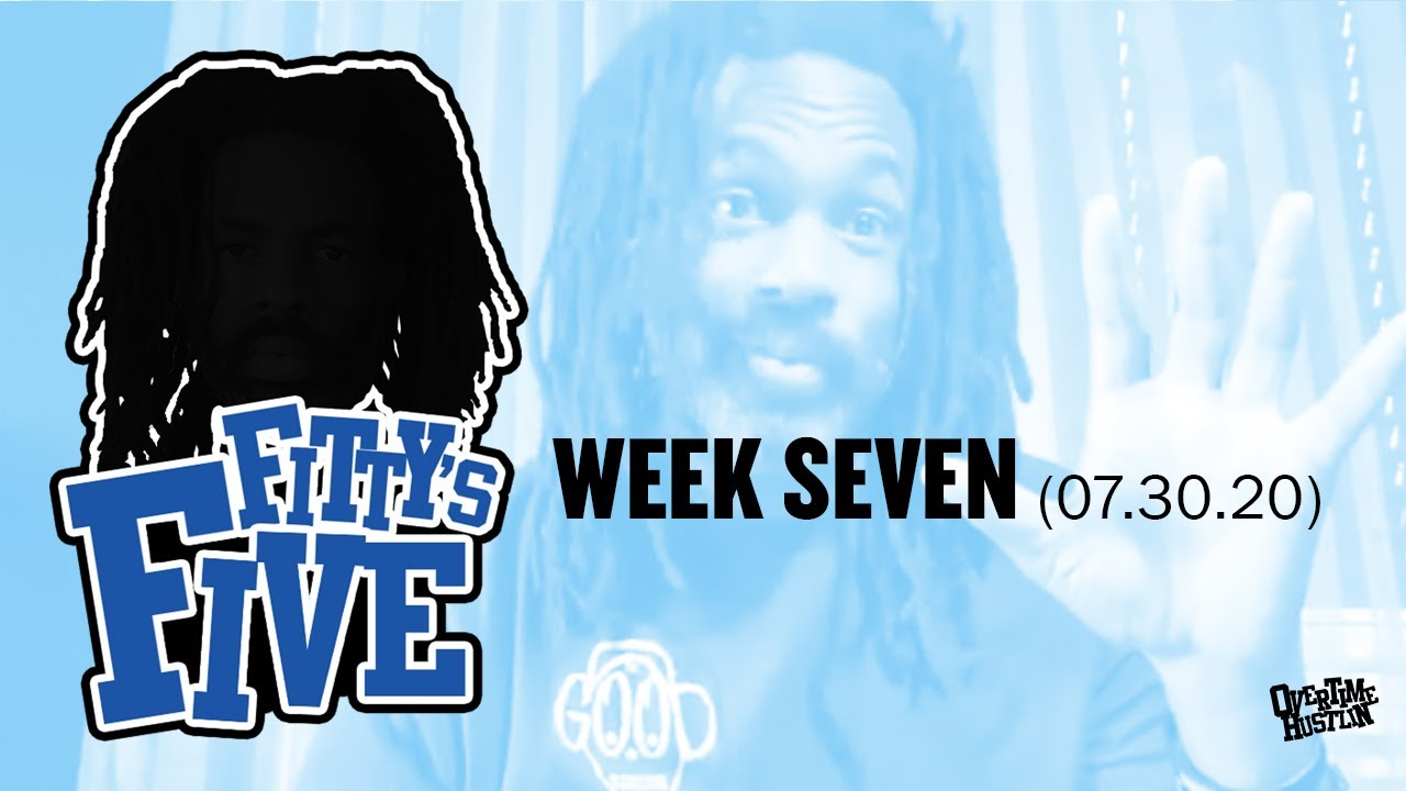 """Overtime Hustlin Presents """"Fitty's Five"""" (Week 7) Hosted by Fitty The Ceaser"""