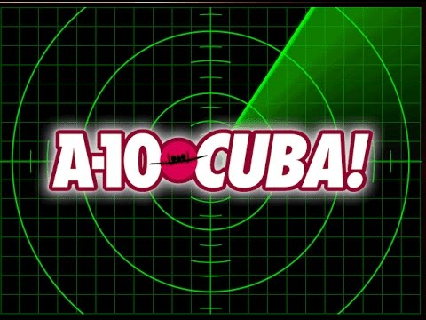 A-10 Cuba! Gameplay (Cheat)