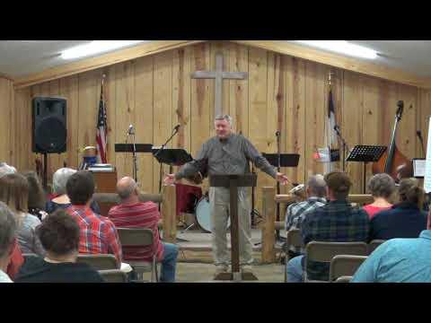 Cross Branded Cowboy Church 2-19-18