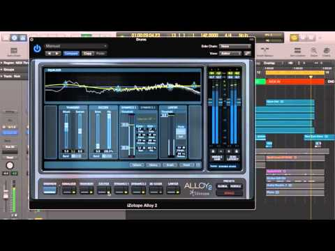 Commercial Composition, Mixing and Production with Izotope