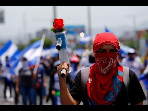 Nicaraguan protesters under siege for demanding democratic reforms