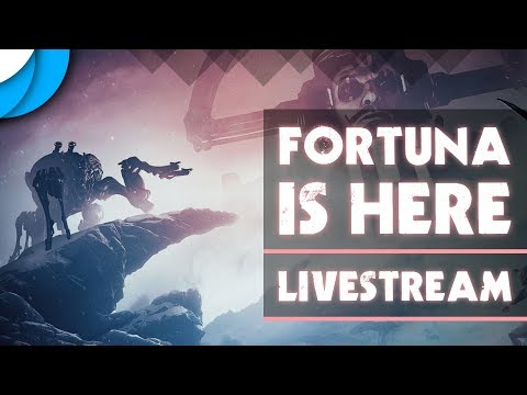 Fortuna has Finally Arrived! Orb Vallis Gameplay | Warframe Livestream