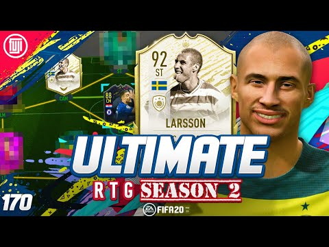 THIS IS UNBELIEVABLE!!!! ULTIMATE RTG #170 - FIFA 20 Ultimate Team Road to Glory
