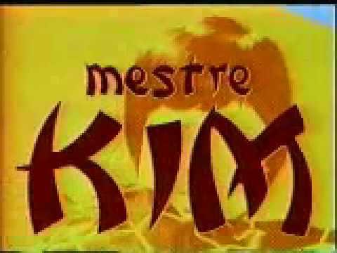 Vinheta Mestre Kim - TV Manchete