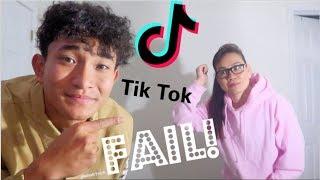 Teaching My Mom Tik Tok Dances!?! (HILARIOUS)