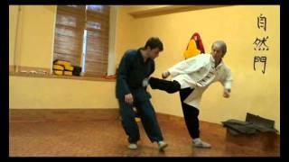 Клуб CHUAN-SHU. Обучение кунг фу - часть 2. видео(Школа единоборств
