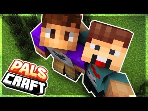 Discovering DENIS!! - PalsCraft Ep 4