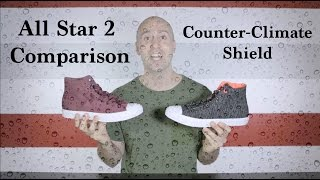 Converse All Star 2 Counter Climate - Review + Unboxing - Water test - On Feet  - Mr Stoltz 2016