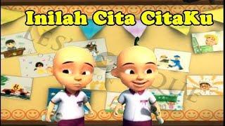 Upin Ipin Cita Citaku Setinggi Langit | Lagu Anak Indonesia