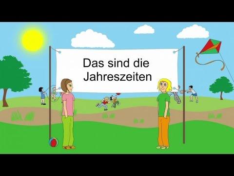 hits für kinder - das sind die jahreszeiten // kinderlied deutsch - youtube