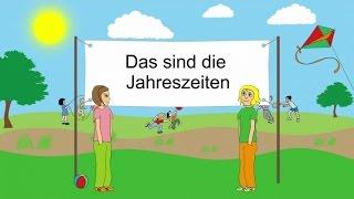 Hits für Kinder - Das sind die Jahreszeiten // Kinderlied deutsch