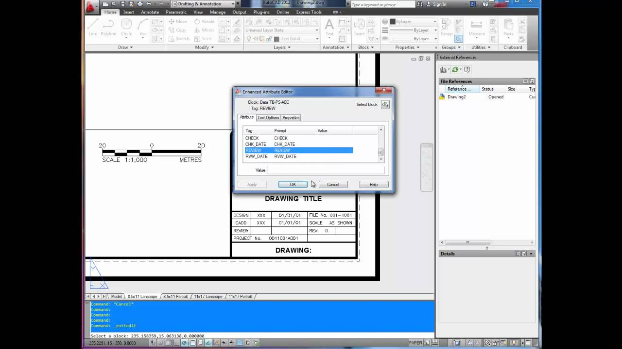 autocad 2012 drawing template dwt save time and effort by using a