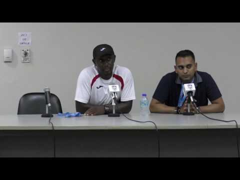 Post Match Comments - Latapy reacts after 3-2 victory over Bermuda