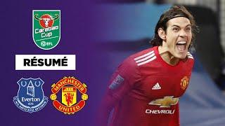 Résumé : Cavani et Martial qualifient Manchester United !