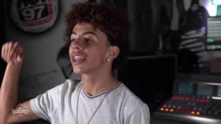 14-Year-Old Brooklyn Artist JI Freestyles For DJ Enuff Video