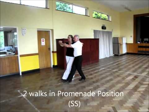 Tayside Tango Sequence Dance Walkthrough