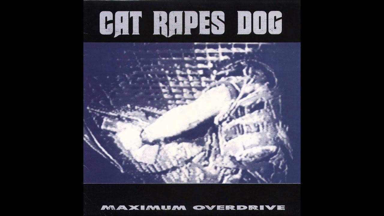 Cat Rapes Dog Maximum Overdrive