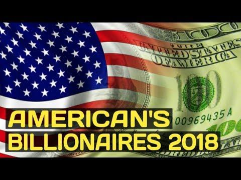 Top 10 American's Billionaires