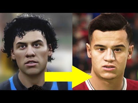 Revisiting FIFA 12 Faces, 6 Years Later (FIFA History)