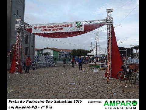 Resumo da Festa de Janeiro 2016 na cidade de Amparo
