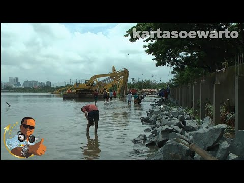 Lake Pluit Flood #2/3 - Jakarta (Tuesday 10 February 2015)
