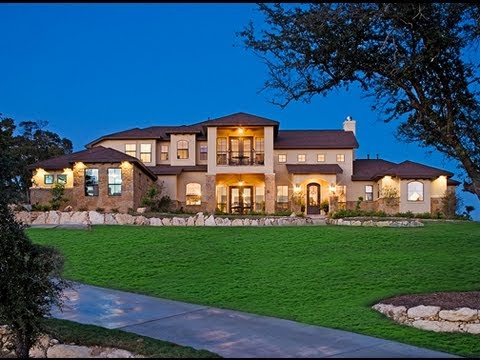 Crystal Falls Hill Country Homes For Sale In Leander Texas