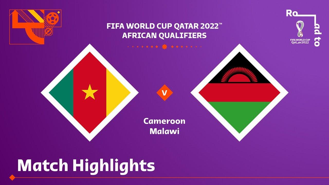 Download Cameroon v Malawi | FIFA World Cup Qatar 2022 Qualifier | Match Highlights