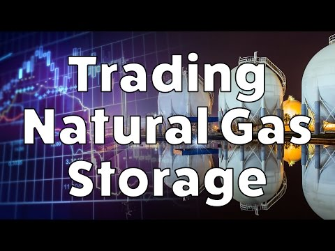 Trading Natural Gas Storage