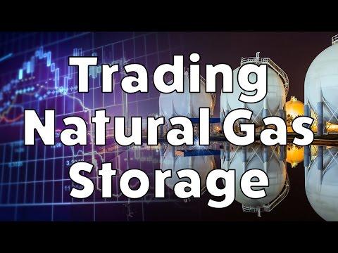 Trading Natural Gas Storage