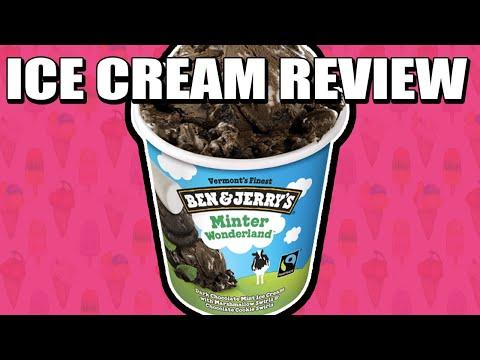 Gavin - Ben And Jerry's Minter Wonderland Flavor Is Here!
