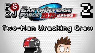 Two-Man Wrecking Crew EP 2