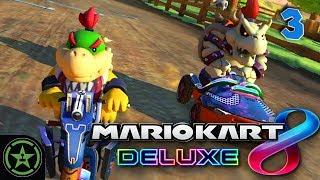 Let's Play - Mario Kart 8 Deluxe: Race 3