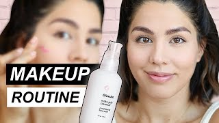 My 10 Minute Makeup Routine   MeganBatoon