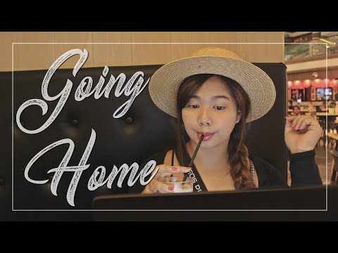 GOING HOME | from Bali to Macau | #KateeOTD